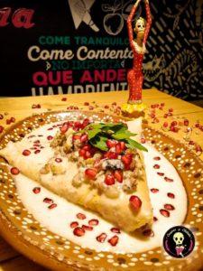 chile en nogada, gastronomía, chiles, septiembre, festejo patrio, Maleta de Viajes, turismo
