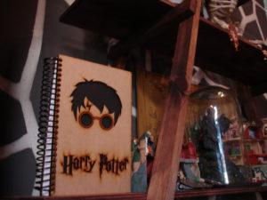 Cabaña del Dragón Noruego, Harry Potter, baúl gastronómico, cafeterías, CDMX, Maleta de Viajes, dementor, Potterhead, turismo, gastronomía