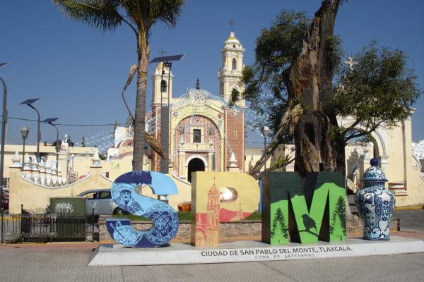 Maleta de Viajes, San Pablo del Monte, Tlaxcala, viajes, turismo, artesanos, artesanías, feria, talavera, onix, popotillo, Estados