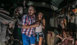 SeaWorld, San Antonio, Howl-O-Scream, Halloween, Milton Creek Manor, turismo, miedo, Maleta de Viajes, aventura
