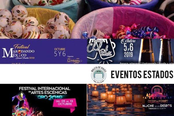 Querétaro, Hidalgo, Puebla, Michoacán, Guanajuato, estados, fin de semana, Maleta de Viajes, turismo, aventura, viajes, cultura