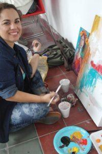 Maleta de Viajes, Jalisco, viajes, turismo, cultura, aventura, The International Art Exchange, arte, pintura
