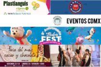 Maleta de Viajes, CDMX viajes, turismo, fin de semana, Chapultepec, Liverpool, aventura