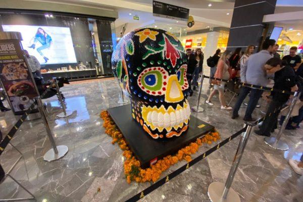 Maleta de Viajes, LEGO, CDMX viajes, turismo, cultura, Día de Muertos, aventura
