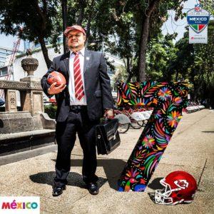 Maleta de Viajes, viajes, turismo, cultura, Monday Night Football, NFL México