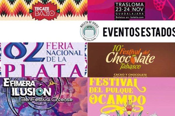 Maleta de Viajes, viajes, turismo, Estados, fin de semana, Zacatecas, Hidalgo, Tabasco, Guanajuato, Jalisco, Guerrero