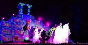 Llorona, Xochimilco, trajineras, maleta de viajes, canales, cuemanco, chinampa, dia de muertos, 500 años, colonia, conquista, hernan cortes, nayeli cortes, patrimonio cultural, unesco, mercado de flores, tenochtitlan