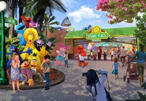 Maleta de Viajes, viajes, turismo, cultura, Sesame Place, parque temático, aventura