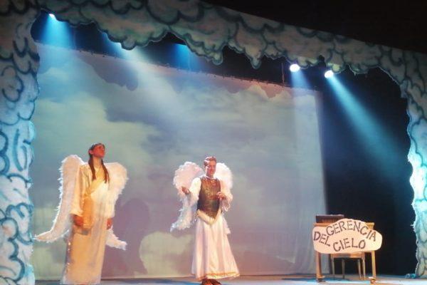 Maleta de Viajes, viajes, turismo, cultura, teatro, teatro Wilberto Cantón, Navidad, posadas