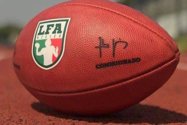Facebook Liga de Futbol Americano Profesional LFA