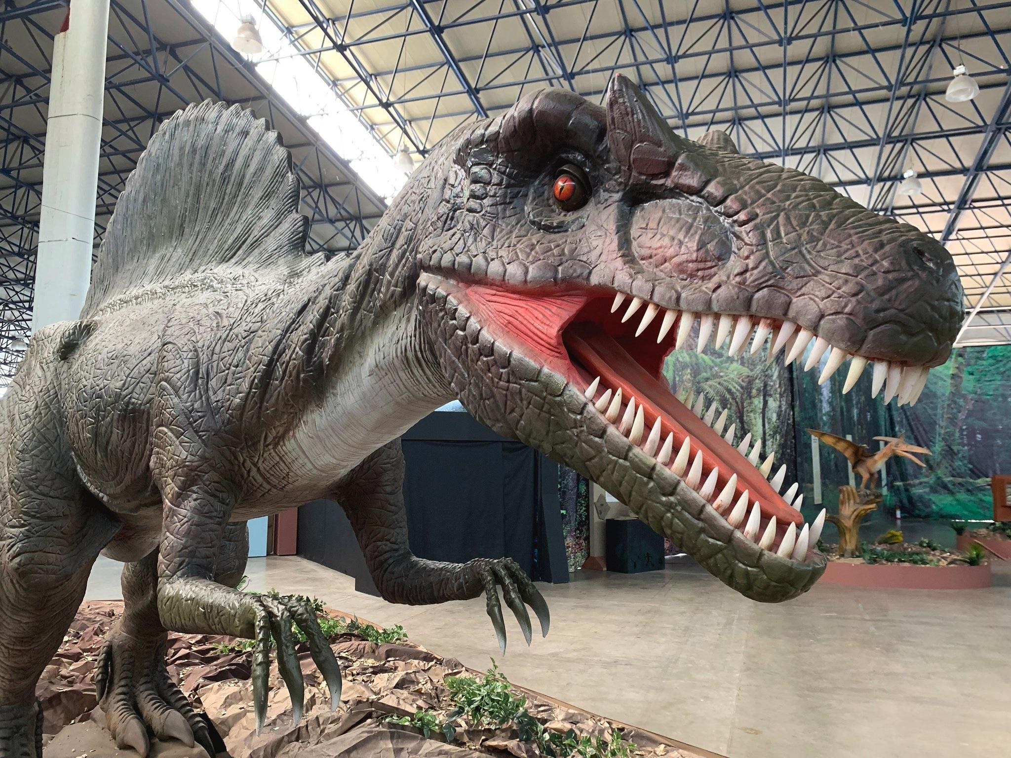 Parque Bicentenario, exposición, museo, dinosaurios, Maleta de Viajes, CDMX