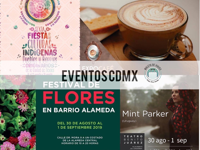 CDMX, eventos, fin de semana, septiembre, cultura, teatro, Maleta de Viajes