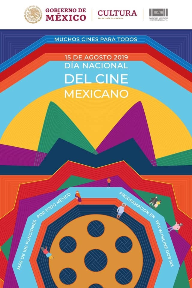 cine, Día Nacional del Cine, Sectur, cultura, Maleta de Viajes, Imcine