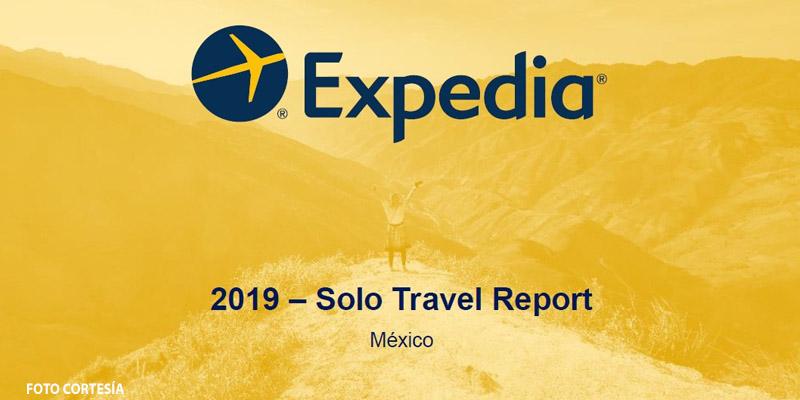 Expedia, viajeros, mexicanos, Maleta de Viajes, turismo, smartphone