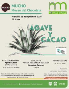 Museo del Chocolate, cultura, turismo, CDMX, Maleta de Viajes