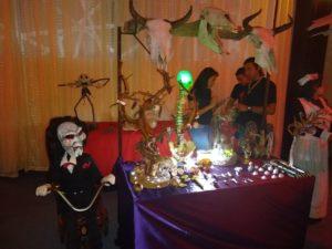 """No puedes dejar de visitar """"Terror en Tlatelolco"""" el cual se presentará del 4 de octubre al 2 de noviembre en el Centro de Convenciones Tlatelolco."""