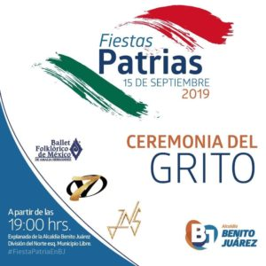 Fiestas patrias, Independencia, Maleta de Viajes, CDMX, turismo, fiesta