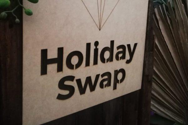Holiday Swap, hospedaje, turismo, Maleta de viajes, travel, Biz Rupt, app