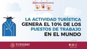 Turismo, empleo turismo, Maleta de Viajes, Organización Mundial del Turismo