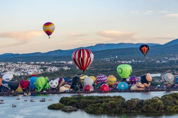 Maleta de Viajes, estados, aventura, viajes, turismo, FIG, Festival Internacional del Globo, León,