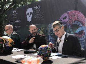 Mexicráneos, CDMX, eventos, turismo, aventura, viajes, Maleta de Viajes, Día de Muertos, fin de semana