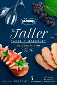 Maleta de Viajes, Baúl Gastronómico, vinos, tapas, La Xampa García, gastronomía, turismo, viajes, aventura, CDMX