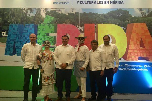 Mérida, turismo, festividad, cultura, desarrollo, gobierno, Maleta de Viajes, Estados, viajes, aventura, Mejor ciudad del mundo