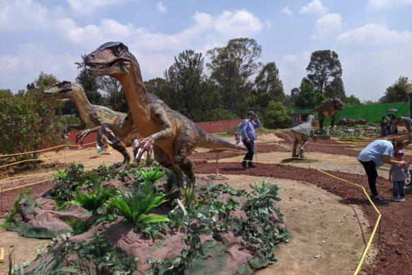 Discovery Tour Jurásico, Parque Bicentenario, paleontología, cultura, CDMX, fin de semana, Maleta de Viajes, viajes, turismo, aventura