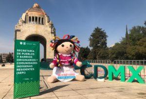 Maleta de Viajes, CDMX viajes, turismo, Navidad, Muévete en Bici,Lele