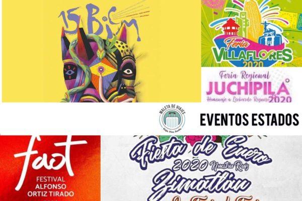 Maleta de Viajes, viajes, turismo, cultura, Estados, Chiapas, Oaxaca, Sonora, Zacatecas, Michoacán