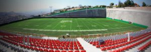 Estadio JOM/ UVM Campus Lomas Verdes