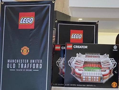 Maleta de Viajes, viajes, turismo, cultura, juguetes, Notiviajeros, Manchester United, LEGO