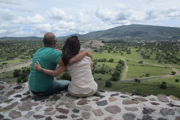 Maleta de Viajes, viajes, turismo, cultura, Estados, Teotihuacán, 14 de febrero, Día del Amor y la Amistad, Estado de México