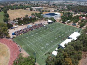 """Unidad Deportiva """"El Pueblito"""" /lfa.com"""