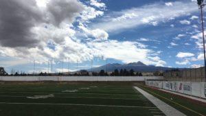 Estadio Universidad Siglo XXI/lfa.com