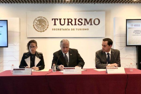 Maleta de Viajes, viajes, turismo, cultura, Estados, Yucatán, Mérida, Tianguis Turístico, SECTUR