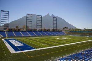 Estadio Borregos, Tec de Monterrey