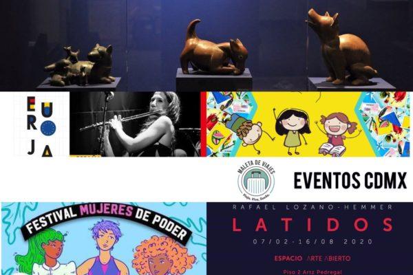 Maleta de Viajes, viajes, turismo, cultura, CDMX, arte