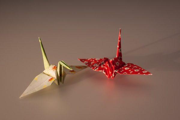 Maleta de Viajes, viajes, turismo, cultura, Japón, origami, cuarentena