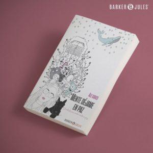 Maleta de Viajes, pandemia, emociones, Ale Corzo, Mente déjame en Paz, libros