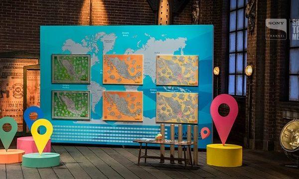 Maleta de Viajes, #ViajaDesdeCasa, Rasca Mapas, viajes, turismo virtual, Estados