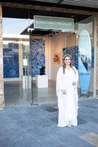 Feria Internacional de Arte de Lima, Art Lima, Sonia Falcone, Marine Life, Galería Alfredo Gionocchiola, arte, cultura, arte contemporáneo, arte virtual, Maleta de Viajes