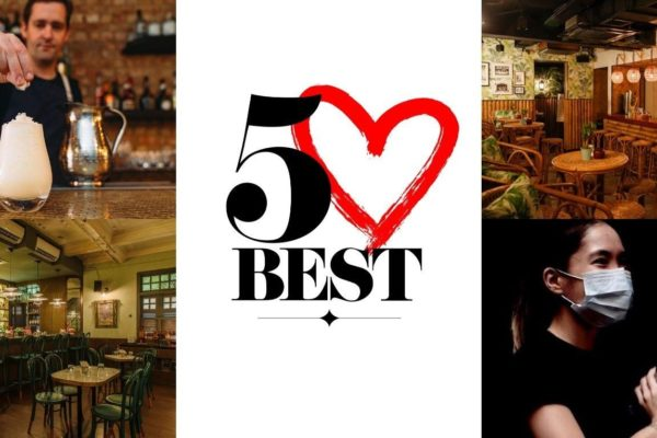 Maleta de Viajes, bares, COVID-19, Notiviajeros, 50 Best, World 50´s Best Bars