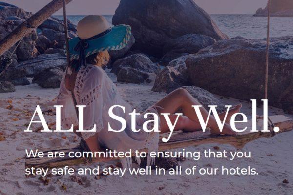 Maleta de Viajes, viajes, turismo, COVID-10, Accor, ALL Stay Well, hoteles
