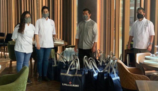 Maleta de Viajes, S.Pellegrino, Baúl Gastronómico, apoyo a restaurantes, COVID-19