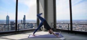 Maleta de Viajes, viajes, deportes, yoga, Sky Yoga, Choose Chicago, Maleta Deportiva