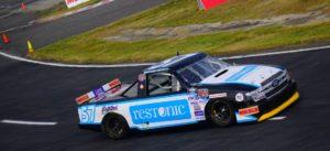 NASCAR; Giancarlo Vecchi, Restonic, Mikel's Trucks, NASCAR Peak México Series.