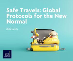 Maleta de Viajes, viajes, turismo, WTTC, higiene, medidas sanitarias, coronavirus, hoteles