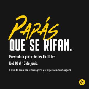 Día del Padre, Marca Chunchos, #quedateencasa, #consumelocal
