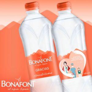 Maleta de Viajes, Notiviajeros, Bonafont, botellas mensajeras, apoyo médico